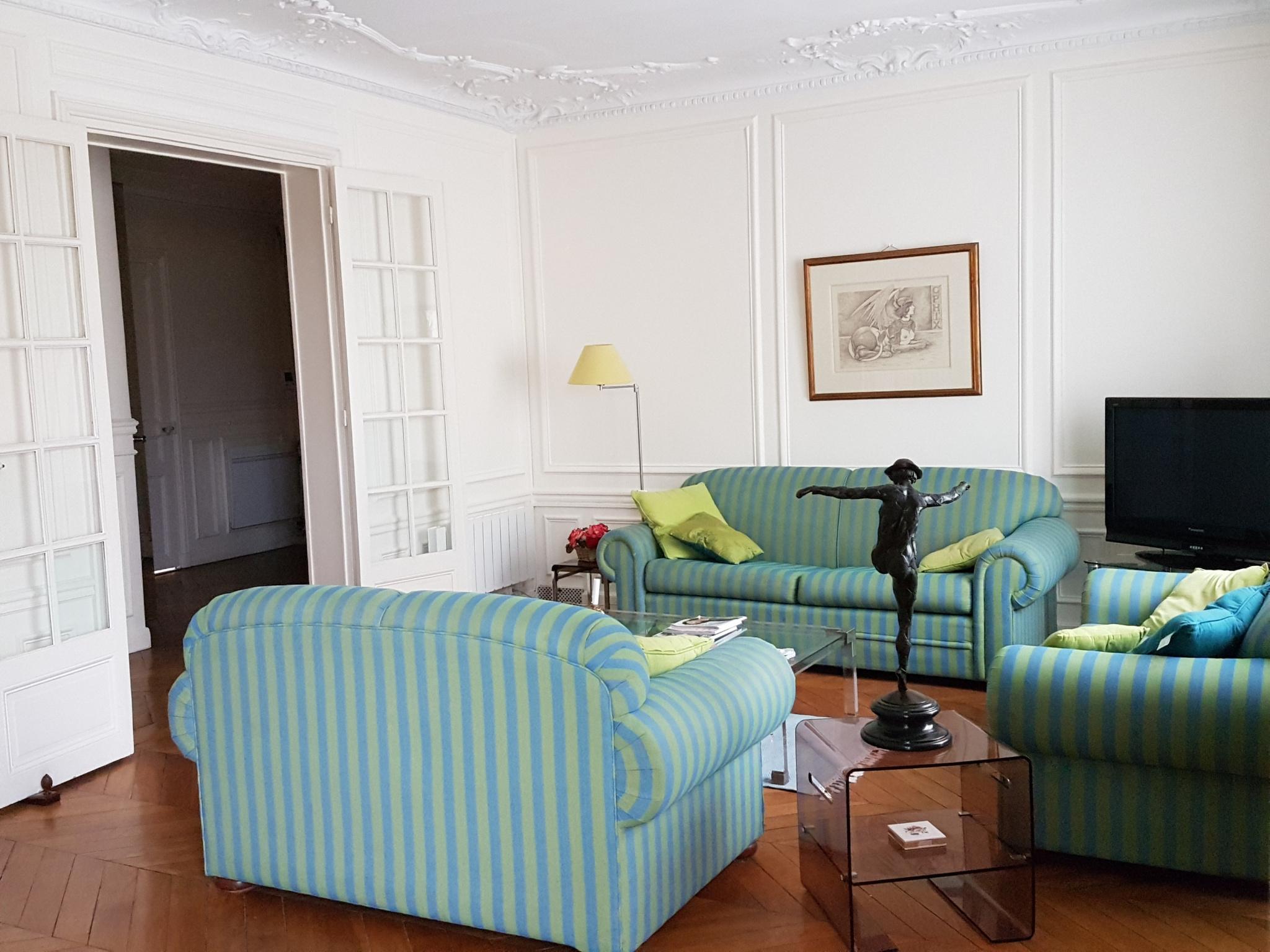 Beau 4 pièces meublé PARIS 17è Ternes