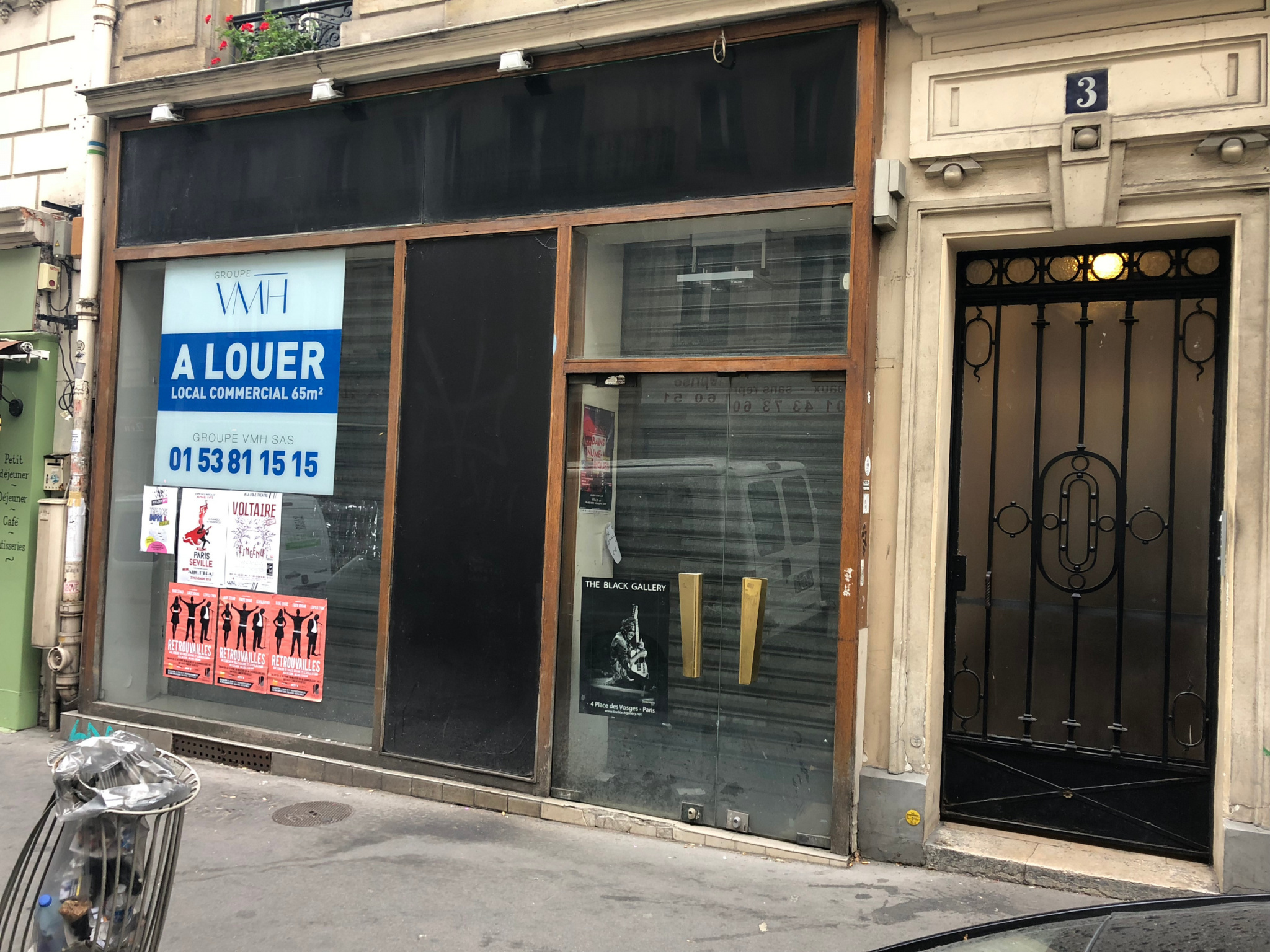 Boutique PARIS 11è Sedaine Bastille
