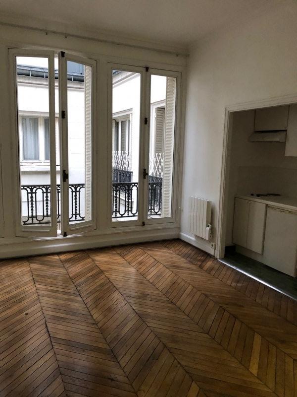 Beau studio refait neuf PARIS 16è Boissière