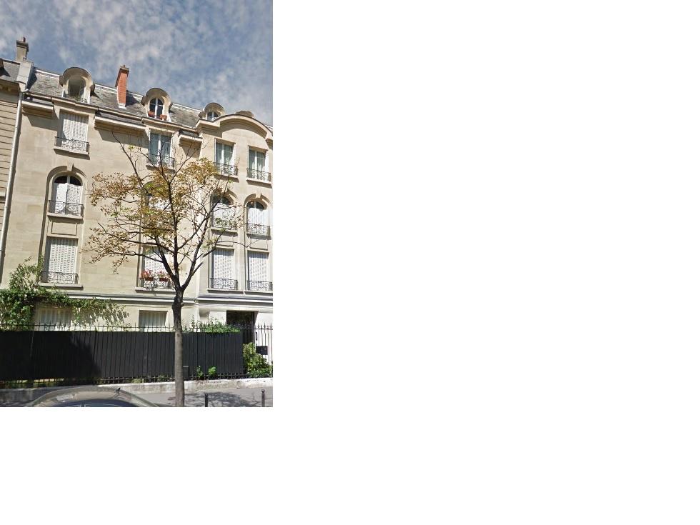 studio PARIS 16è Bd Suchet