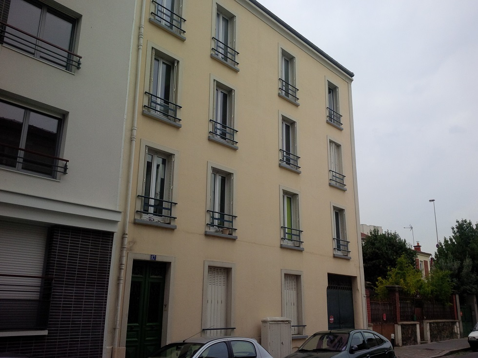 Beau 3 pièces Asnières sur Seine