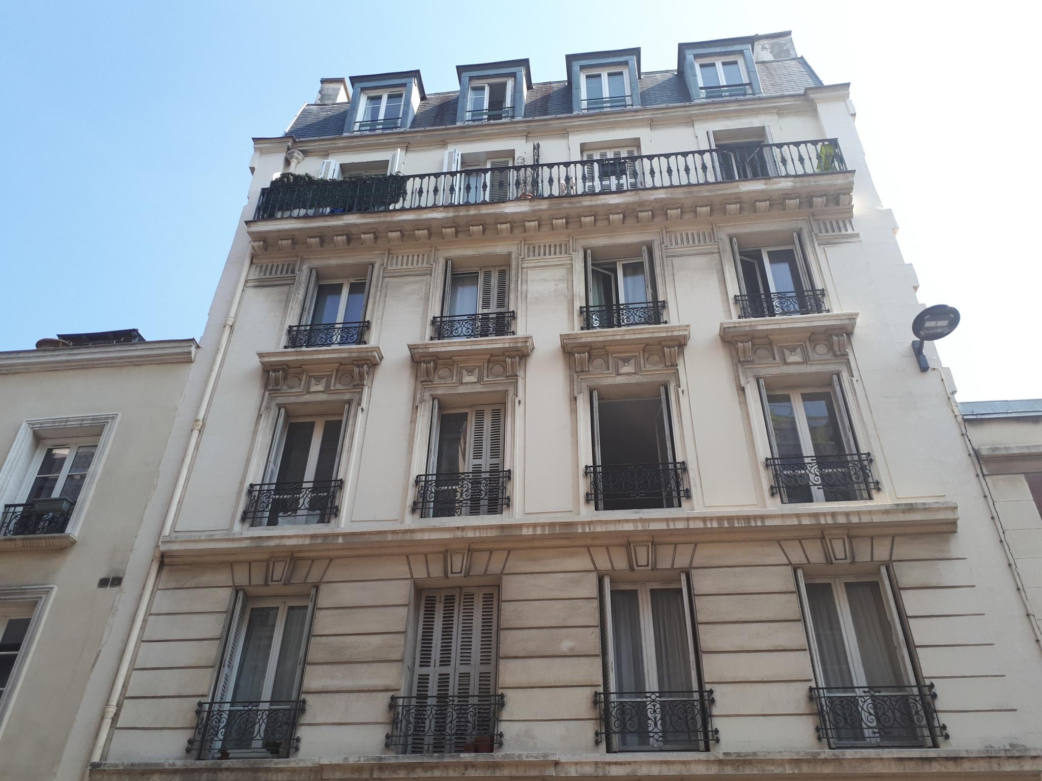 Appartement en Vente à Paris / 2 pièces 29m2