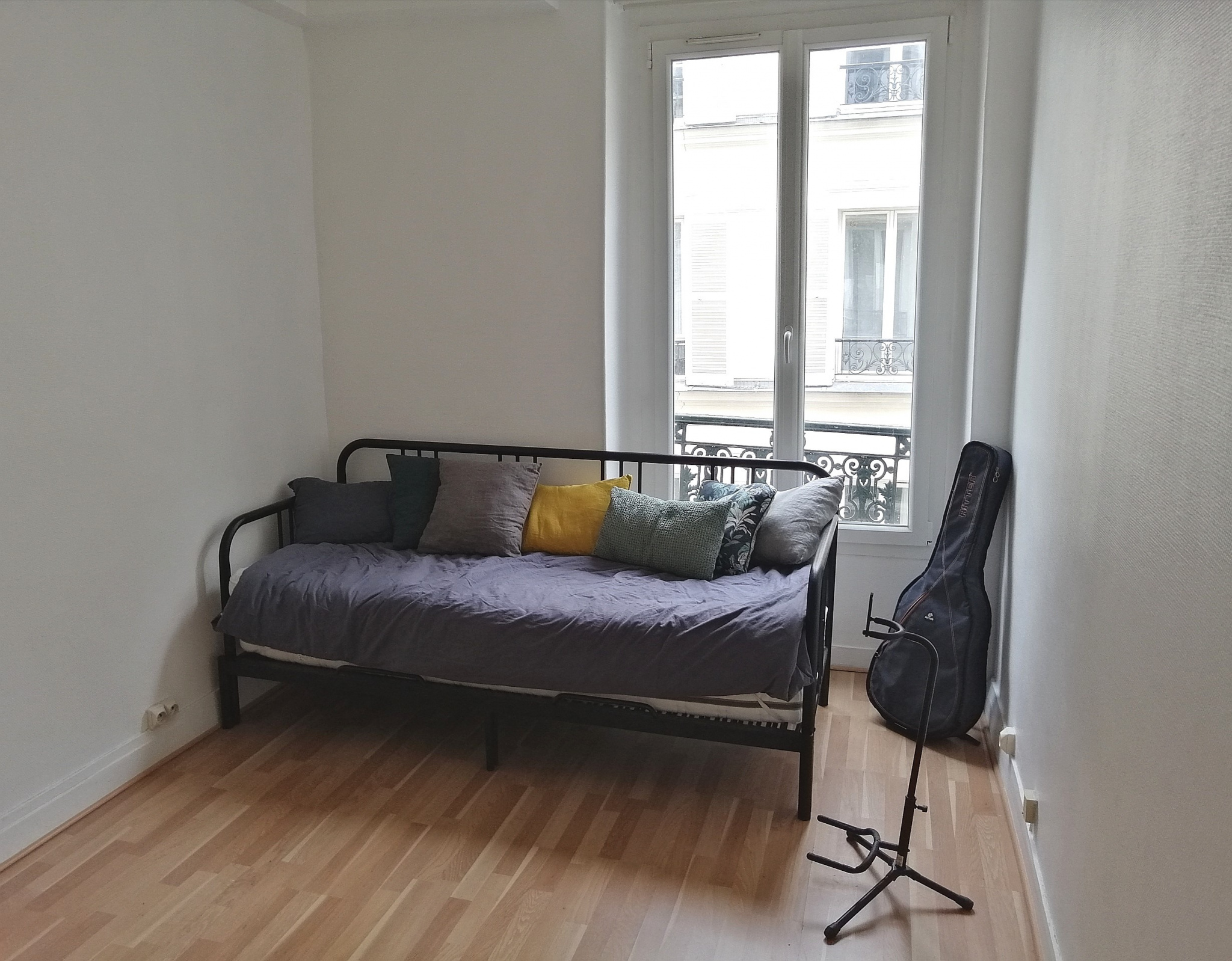 Appartement en Location à Paris / 1 pièce 18m2