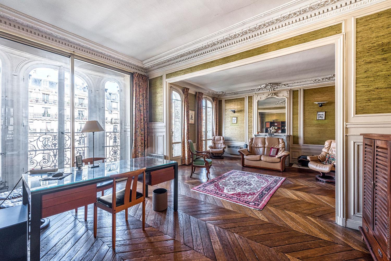 Appartement en Vente à Paris / 5 pièces 120m2
