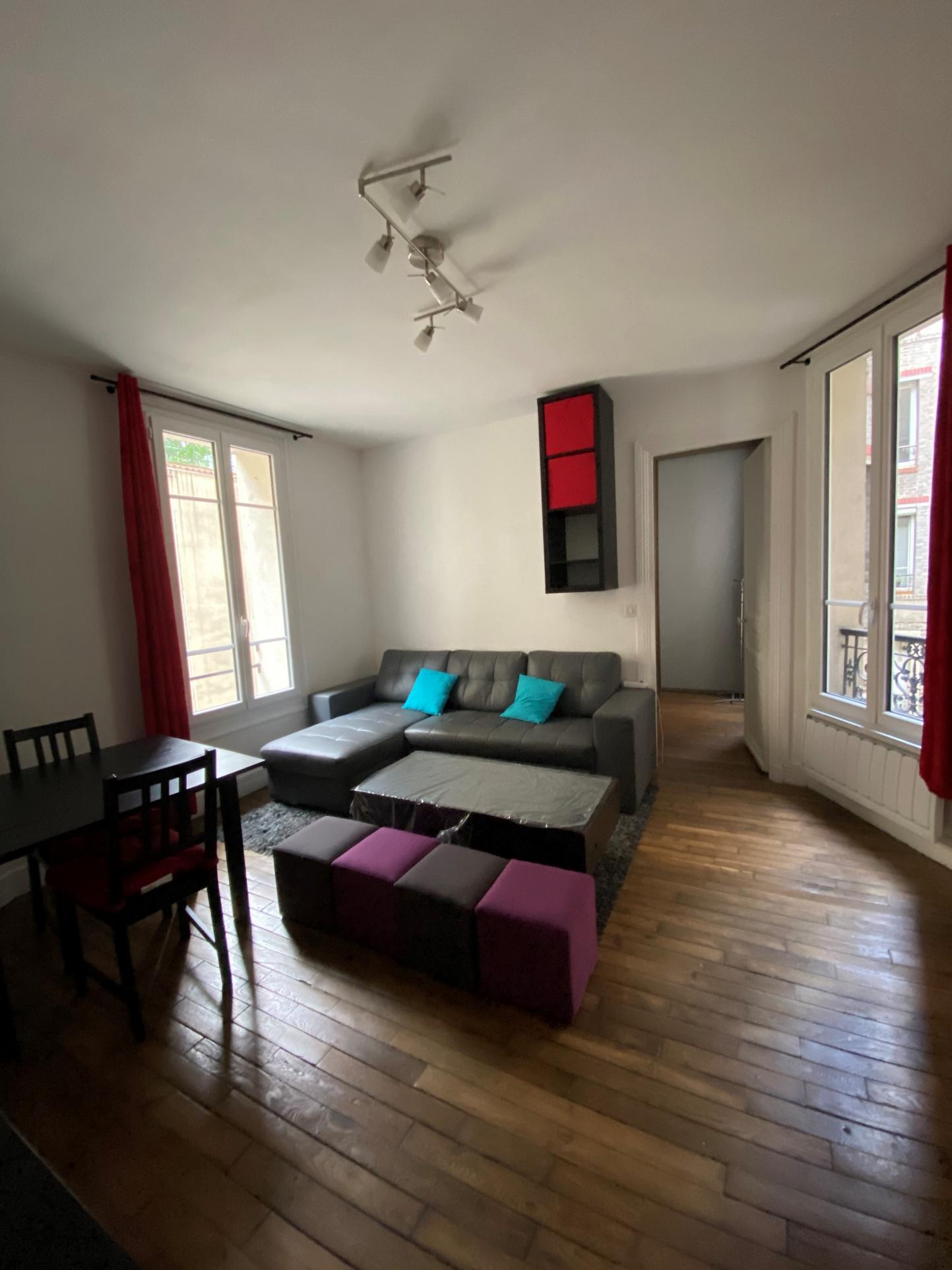 Appartement en Location à Paris / 2 pièces 33m2