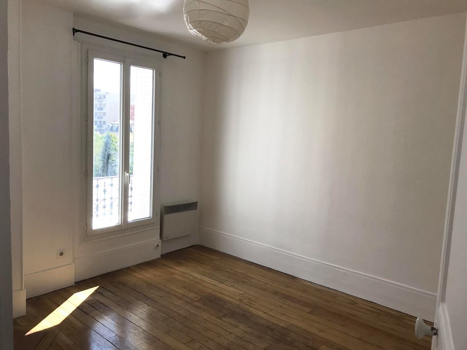 Appartement en Location à Levallois-perret / 2 pièces 35m2